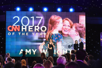 Amy Wright CNN Heroes 2017 - Show
