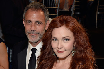 Amy Yasbeck Backstage at the AFI Lifetime Achievement Awards