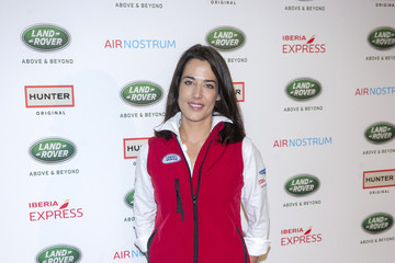 Ana Bono Land Rover Discovery Challenge 2015 Photocall