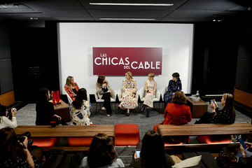 Ana Fernandez 'Las Chicas del Cable' Netflix Q&A In Madrid