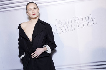 Ana Girardot Jean-Paul Gaultier - 50th Birthday Cocktail And Party - Photocall
