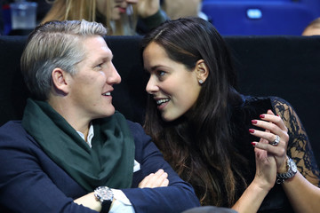Ana Ivanovic Day Eight - Barclays ATP World Tour Finals