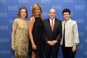 Ana Oliveira New York Women's Foundation Hosts Annual Fall Gala at The Plaza