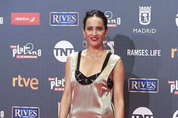 Ana Turpin Red Carpet - Platino Awards 2017