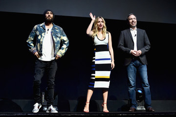 Ana de Armas CinemaCon 2017 - Warner Bros. Pictures Invites You to 'The Big Picture'