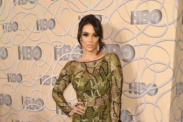 Anabelle Acosta HBO's Official Golden Globe Awards After Party - Red Carpet