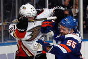 Kyle Palmieri and Johnny Boychuk Photos Photo