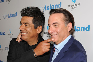 """George Lopez Andy Garcia Anchor Bay Films' Presents """"City Island"""" - Red Carpet"""