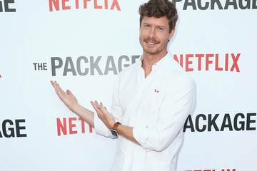 Anders Holm Los Angeles Special Screening And After Party For The Netflix Film 'The Package'