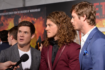 Anders Holm Premiere Of Netflix's 'Game Over, Man!' - Arrivals