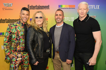 Anderson Cooper Entertainment Weekly Celebrates Its Annual LGBTQ Issue At The Stonewall Inn In New York - Arrivals