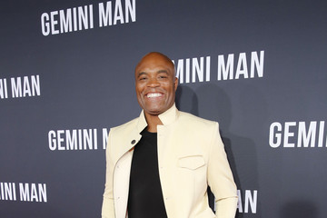 Anderson Silva The Premiere Of Gemini Man Presented By Paramount Pictures, Skydance, And Jerry Bruckheimer Films