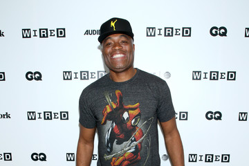Anderson Silva 2018 WIRED Cafe At Comic Con Presented By AT&T Audience Network - Day 2