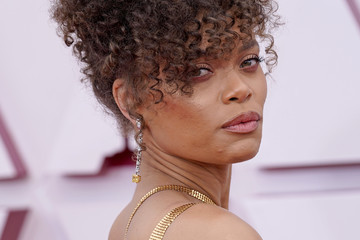 Andra Day 93rd Annual Academy Awards - Arrivals