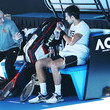 Andre Agassi 2018 Australian Open - Previews