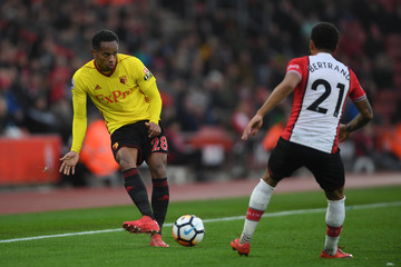 Andre Carrillo Southampton v Watford - The Emirates FA Cup Fourth Round