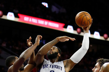 Andre Drummond Cleveland Cavaliers v Detroit Pistons