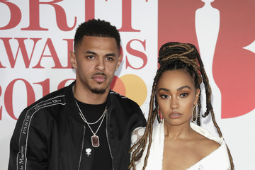 Andre Gray The BRIT Awards 2018 - Red Carpet Arrivals