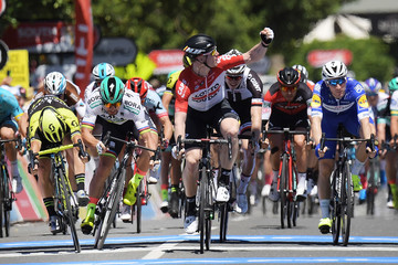 Andre Greipel Peter Sagan 2018 Tour Down Under - Stage 1
