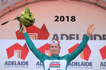 Andre Greipel 2018 Tour Down Under - Stage 1