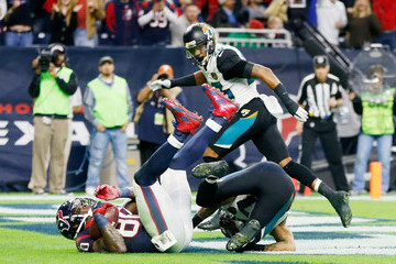 Andre Johnson Jacksonville Jaguars v Houston Texans