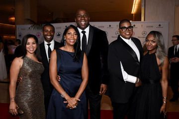 Andre Johnson 2014 Carousel of Hope Ball Presented by Mercedes-Benz - Red Carpet