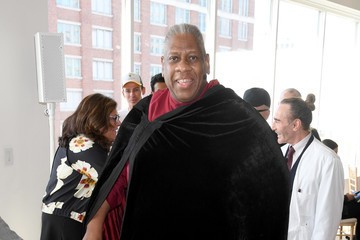 Andre Leon Talley Vogue's Forces of Fashion Conference