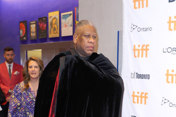 Andre Leon Talley 2017 Toronto International Film Festival - 'The Gospel According To Andre' Premiere
