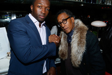 Andre Royo Jamie Hector Premiere of Amazon's 'Transparent' Season 2 - After-Party