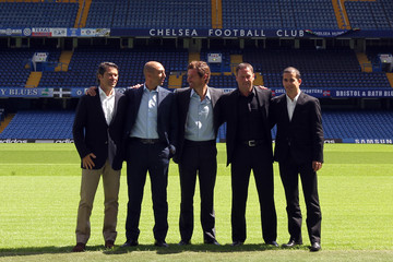 Daniel Sousa Andre Villas-Boas is Unveiled as New Chelsea Manager