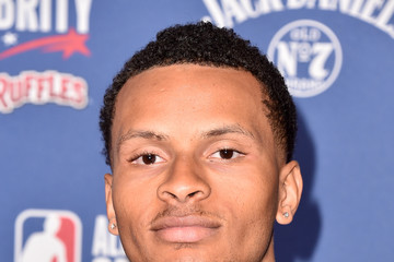 Andre de Grasse NBA All-Star Celebrity Game 2018 Presented By Ruffles - Arrivals