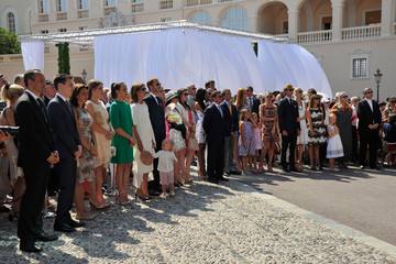 Andrea Casiraghi Prince Albert of Monaco Celebrates 10 Years on the Throne