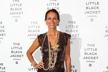 Andrea Dellal Chanel: The Little Black Jacket - Private View