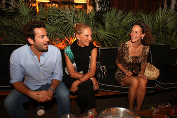 Andrea Dellal W South Beach Hosts Sunset Soiree
