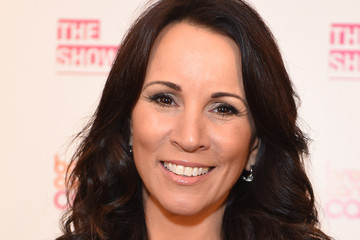Andrea McLean Breast Cancer Care's London Fashion Show 2015