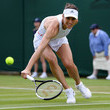 Andrea Petkovic Day Two: The Championships - Wimbledon 2019
