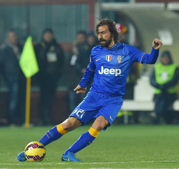 andrea pirlo pictures ac cesena v juventus fc serie a zimbio. Black Bedroom Furniture Sets. Home Design Ideas