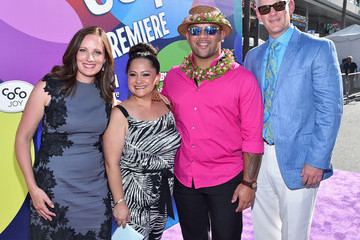 Andrea Warren Los Angeles Premiere and Party F=for Disney-Pixar's 'Inside Out'