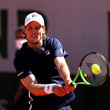 Andreas Seppi 2021 French Open - Day Three