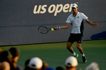Andreas Seppi 2018 US Open - Day 3