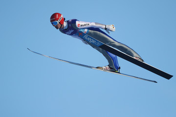 Andreas Wank FIS Nordic World Cup - Four Hills Tournament Qualification