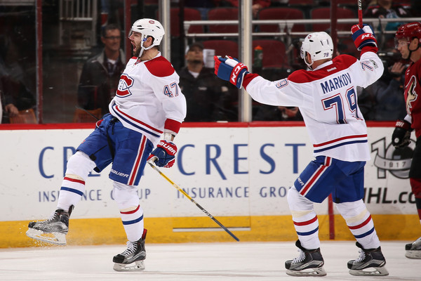 Montreal Canadiens v Arizona Coyotes []