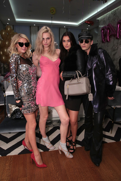 Paris Hilton X Beautycon Festival NYC Pre-Party