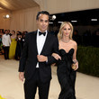 Andres Santo Domingo The 2021 Met Gala Celebrating In America: A Lexicon Of Fashion - Arrivals