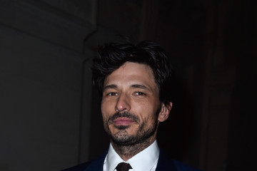 Andres Velencoso Berluti: Front Row - Paris Fashion Week - Menswear F/W 2016-2017