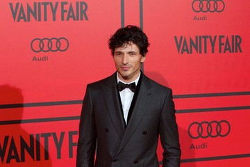 Andres Velencoso Vanity Fair 5th Anniversary Party In Madrid