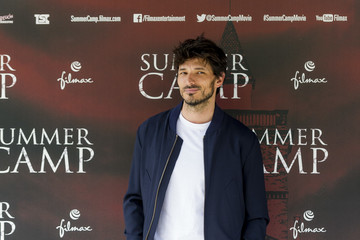 Andres Velencoso 'Summer Camp' Madrid Photocall