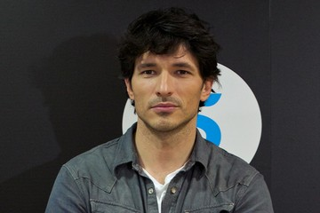 Andres Velencoso 'B&B' Presentation in Madrid