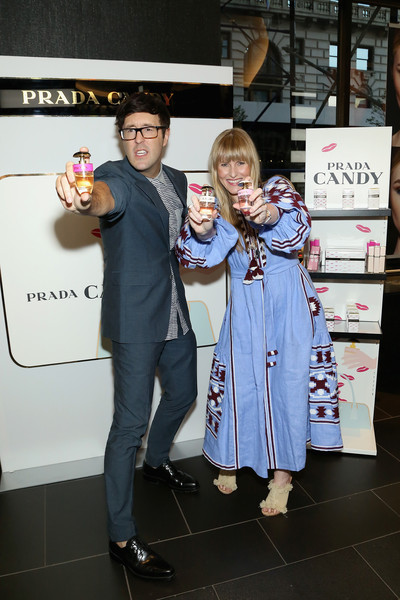 Teen Vogue Celebrates the Prada Candy Fragrance Collection at Sephora Union Square, New York []