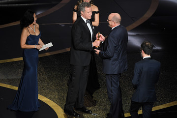 Andrew Buckland 92nd Annual Academy Awards - Show